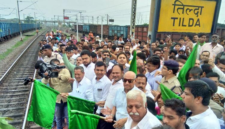 Durg-Jammu Express 01